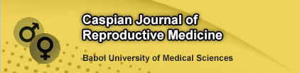 Caspian Journal of Reproductive Medicine